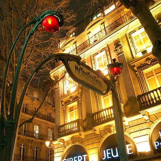 Paris By Night : logo